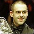 Ронни О'Салливэн, победитель Masters 2005, фото — BBC Sport