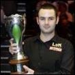 Стивен Магуайр, Победитель Чемпионата Великобритании 2004, фото—WorldSnooker.com