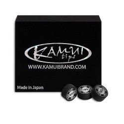 Наклейка для кия Kamui Snooker Black ∅11 мм
