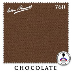 Сукно Iwan Simonis 760 (Chocolate)