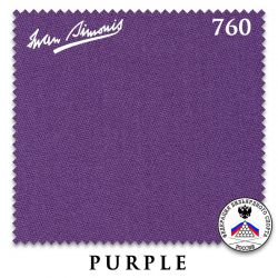 Сукно Iwan Simonis 760 (Purple)