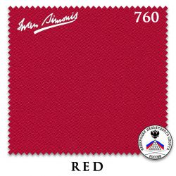 Сукно Iwan Simonis 760 (Red)