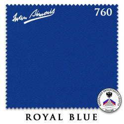Сукно Iwan Simonis 760 (Royal Blue)