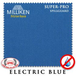 Сукно Milliken Strachan SuperPro SpillGuard (Electric Blue)