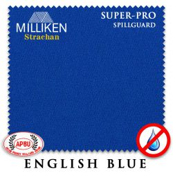 Сукно Milliken Strachan SuperPro SpillGuard (English Blue)