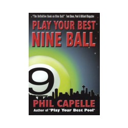 Книга «Play Your Best Nine Ball»