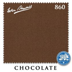 Сукно Iwan Simonis 860 (Chocolate)