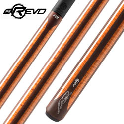 Кий для пула Predator REVO Shaft on Limited Edition P3 Golden Curly Maple No Wrap Cue